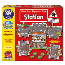 Buy Orchard Toys Giant Road Stations Expansion Pack Online at johnlewis.com