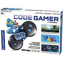 Buy Thames and Kosmos Code Gamer Kit Online at johnlewis.com