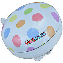 Buy Kiddimoto Pastel Dotty Bell, Small Online at johnlewis.com