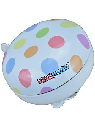 Kiddimoto Pastel Dotty Bell, Small