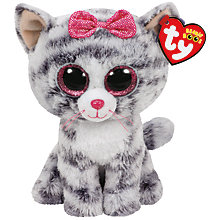 Buy Ty Kiki Beanie Boo Soft Toy Online at johnlewis.com