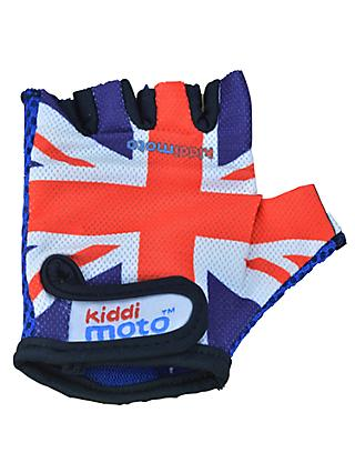 Kiddimoto Union Jack Gloves, Small
