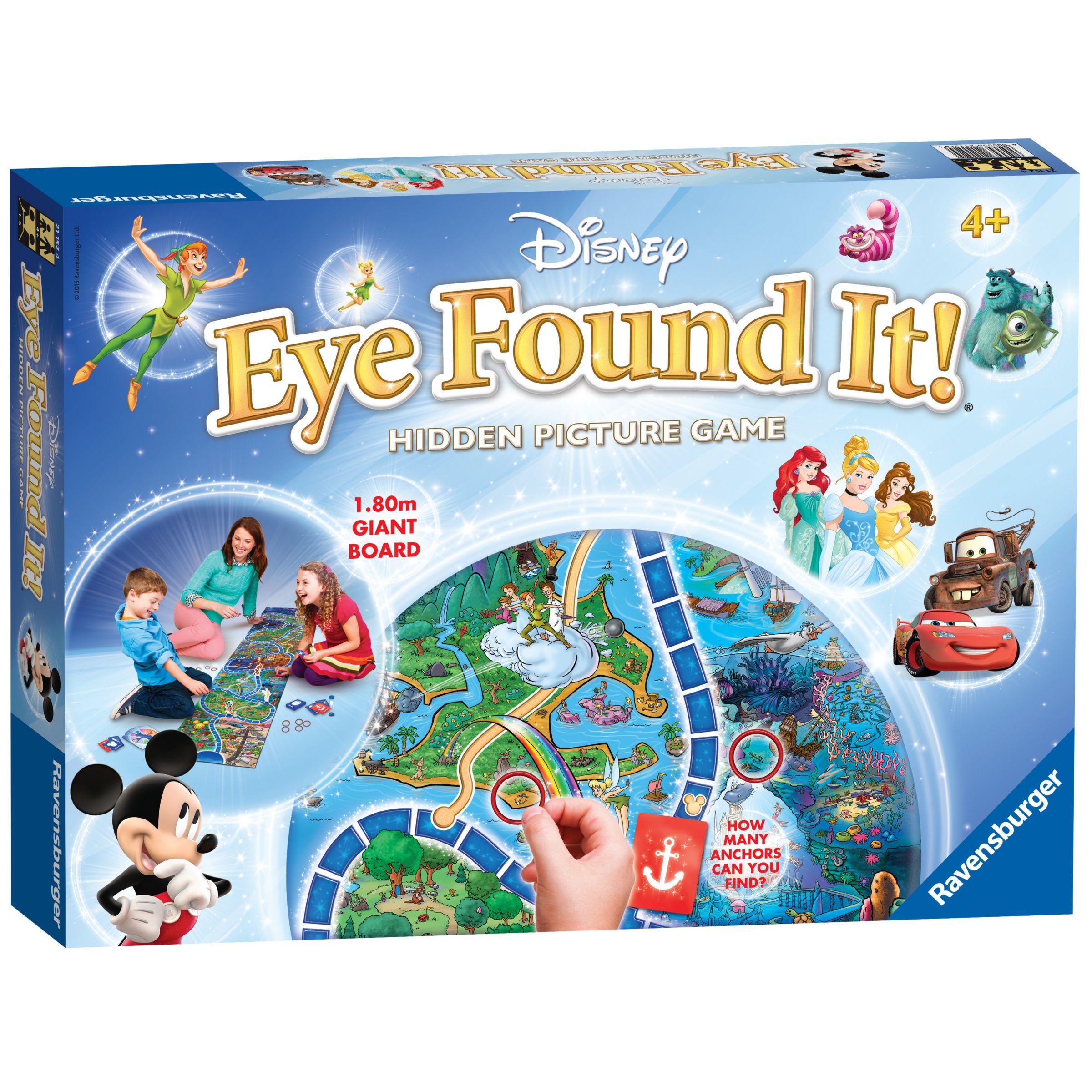 Ravensburger Ravensburger Disney Eye Found It! Game