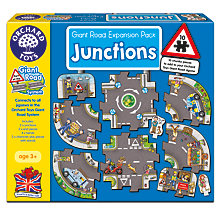 Buy Orchard Toys Giant Road Junctions Expansion Pack Online at johnlewis.com