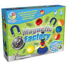 Buy Science4you STEM Magnetic Factory Online at johnlewis.com
