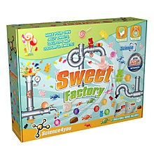 Buy Science4you Sweet Factory Kit Online at johnlewis.com