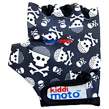 Buy Kiddimoto Skullz Gloves, Small Online at johnlewis.com