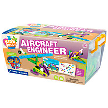Buy Thames & Kosmos Kids' First Aircraft Engineer Kit With Storybook Online at johnlewis.com