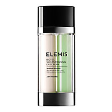 Buy Elemis Biotec Skin Energising Day Cream, Sensitive Skin, 30ml Online at johnlewis.com