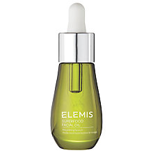 Buy Elemis Super Food Facial Oil, 15ml Online at johnlewis.com
