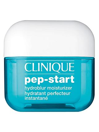 Clinique Pep-Start Hydroblur Moisturiser, 50ml