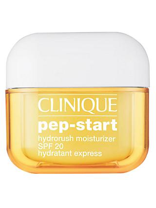 Clinique Pep-Start Hydrorush Moisturiser SPF 20, 50ml