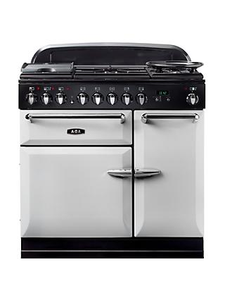 AGA Masterchef XL 90 Dual Fuel Range Cooker