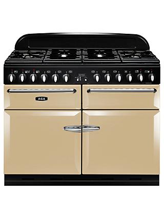 AGA Masterchef XL 110 Dual Fuel Range Cooker