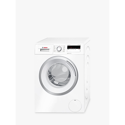 Image of Bosch Serie 4 WAN28100GB 7Kg 1400 Spin Washing Machine in White A+++10%