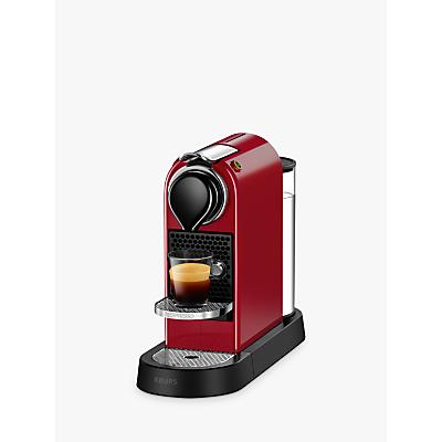 Nespresso CitiZ Coffee Machine by KRUPS
