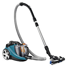 Buy Philips PowerPro Bagless Cylinder Vacuum Cleaner Online at johnlewis.com
