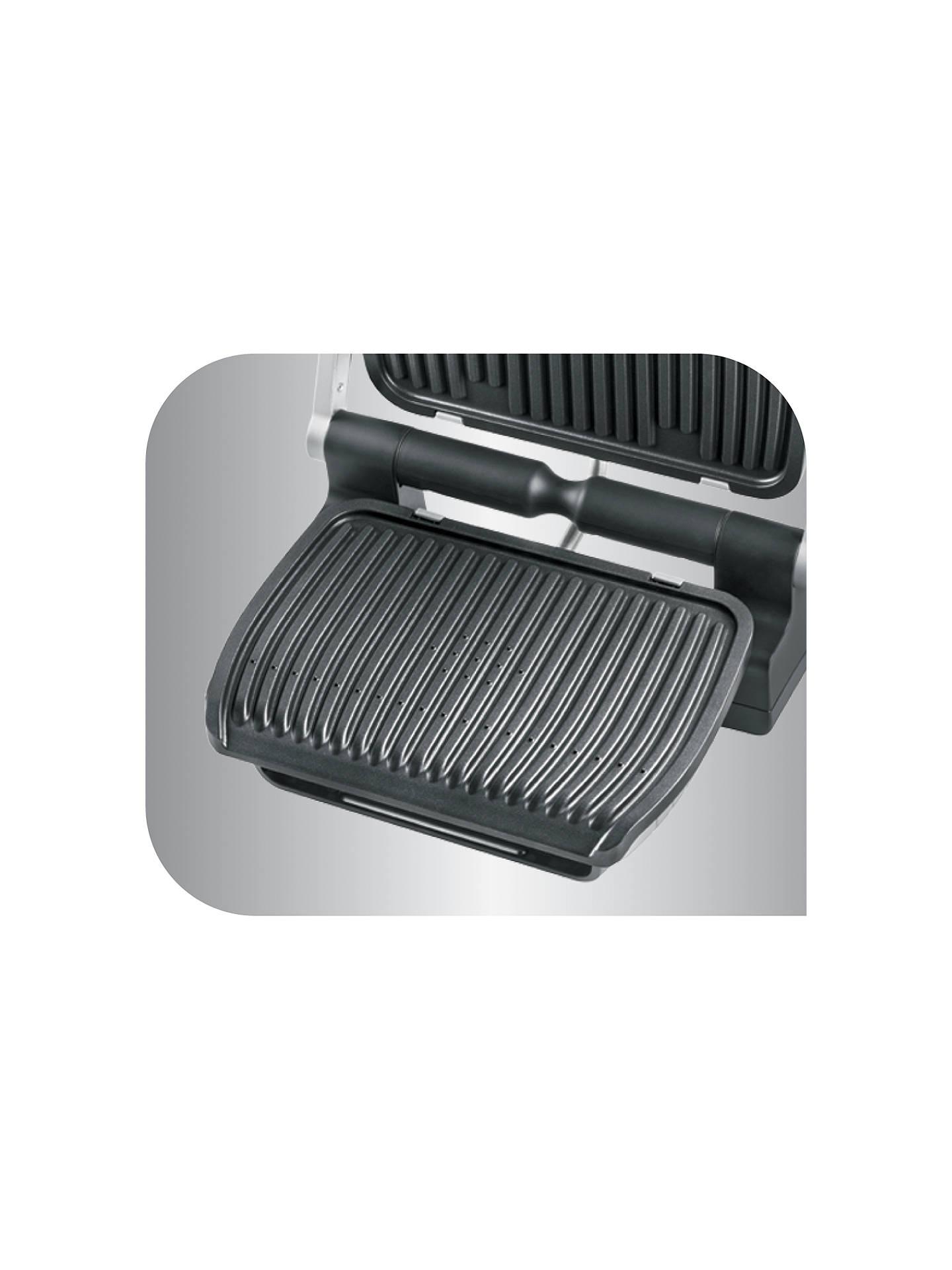 Tefal gc713d40 optigrill at john lewis partners - Tefal raclette grill john lewis ...