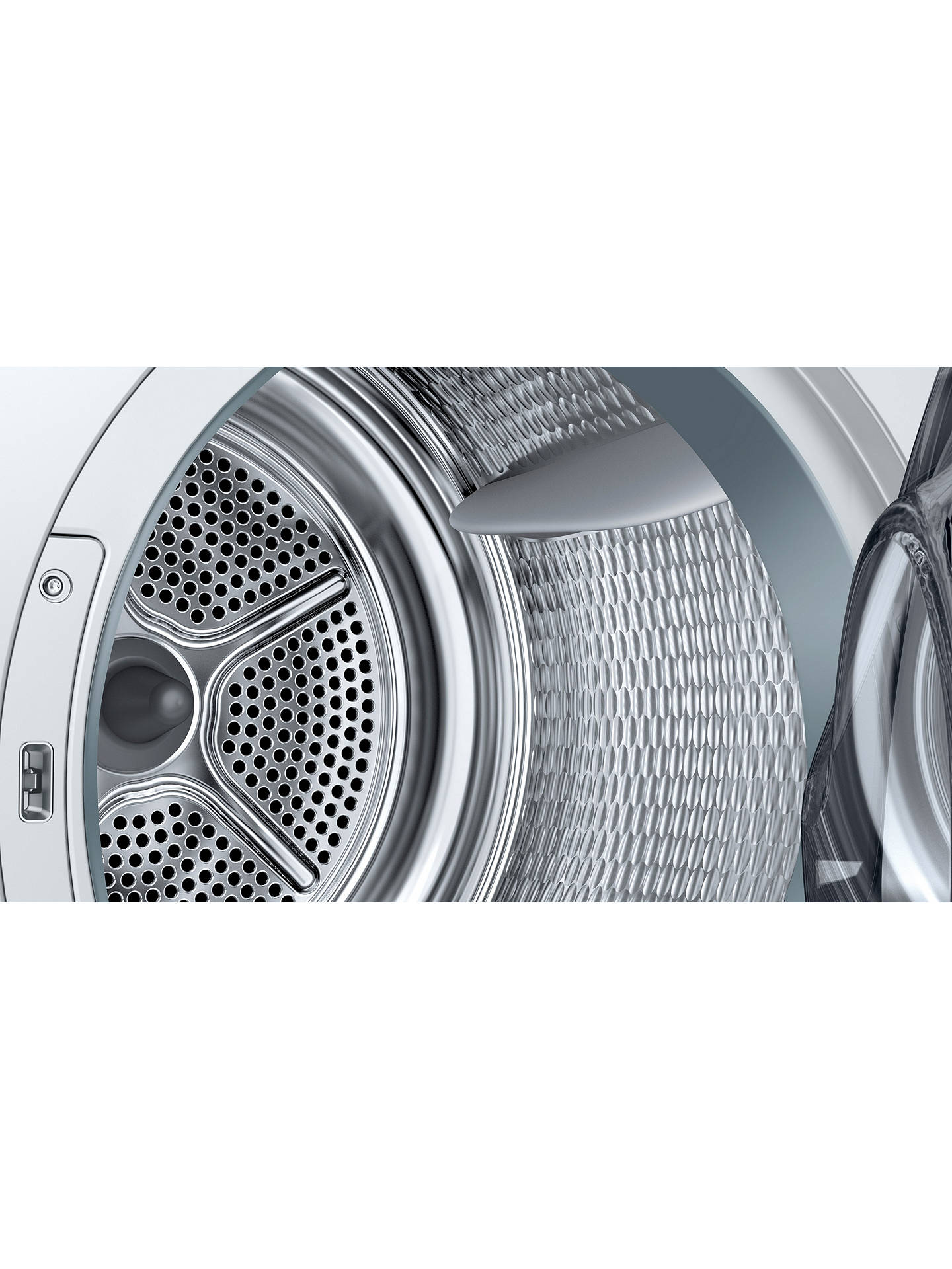 Buy Bosch WTN85200GB Condenser Tumble Dryer, 7kg Load, B Energy Rating, White Online at johnlewis.com