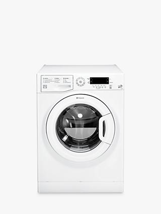 Hotpoint WMJLD943P Freestanding Washing Machine, 9kg Load, A+++ Energy Rating, 1400rpm Spin, White