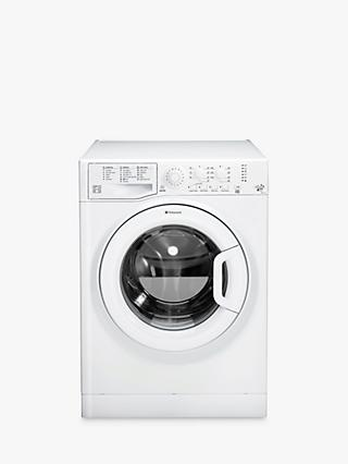 Hotpoint WMJLL742P Freestanding Washing Machine, 7kg Load, A++ Energy Rating, 1400rpm Spin, White