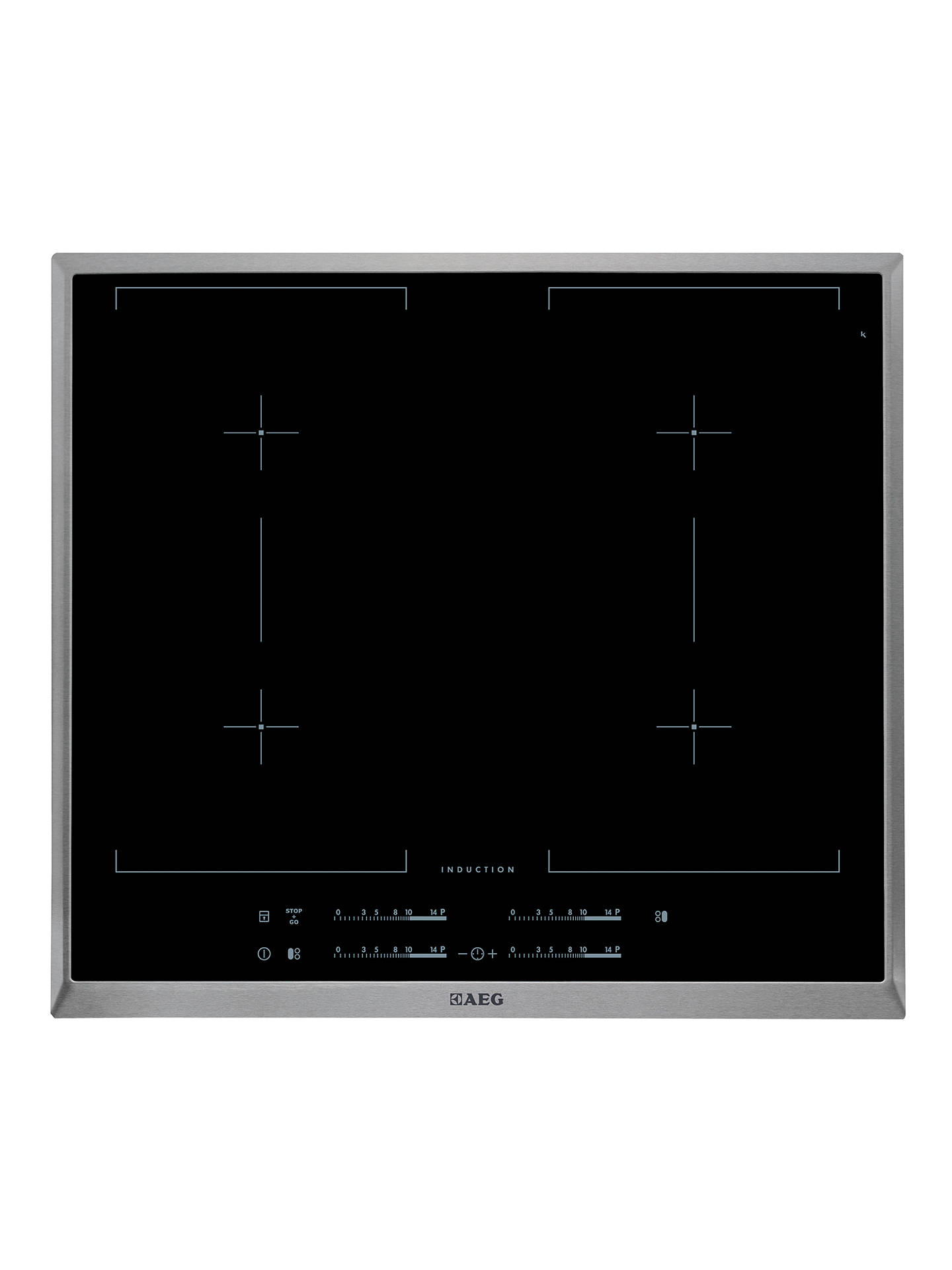 BuyAEG HK654400XB Induction Hob Online at johnlewis.com