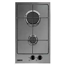Buy Zanussi ZGG35214XA Gas Hob Online at johnlewis.com