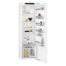 Buy AEG SKD71800C0 Integrated Fridge, A+ Energy Rating, 56m Wide Online at johnlewis.com
