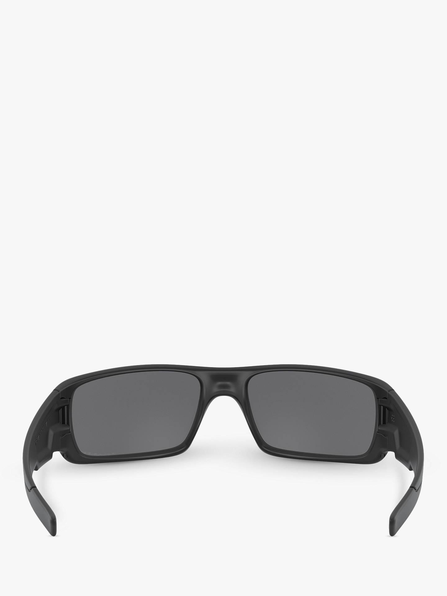024455ad5a Oakley OO9239 Crankshaft Sunglasses at John Lewis   Partners