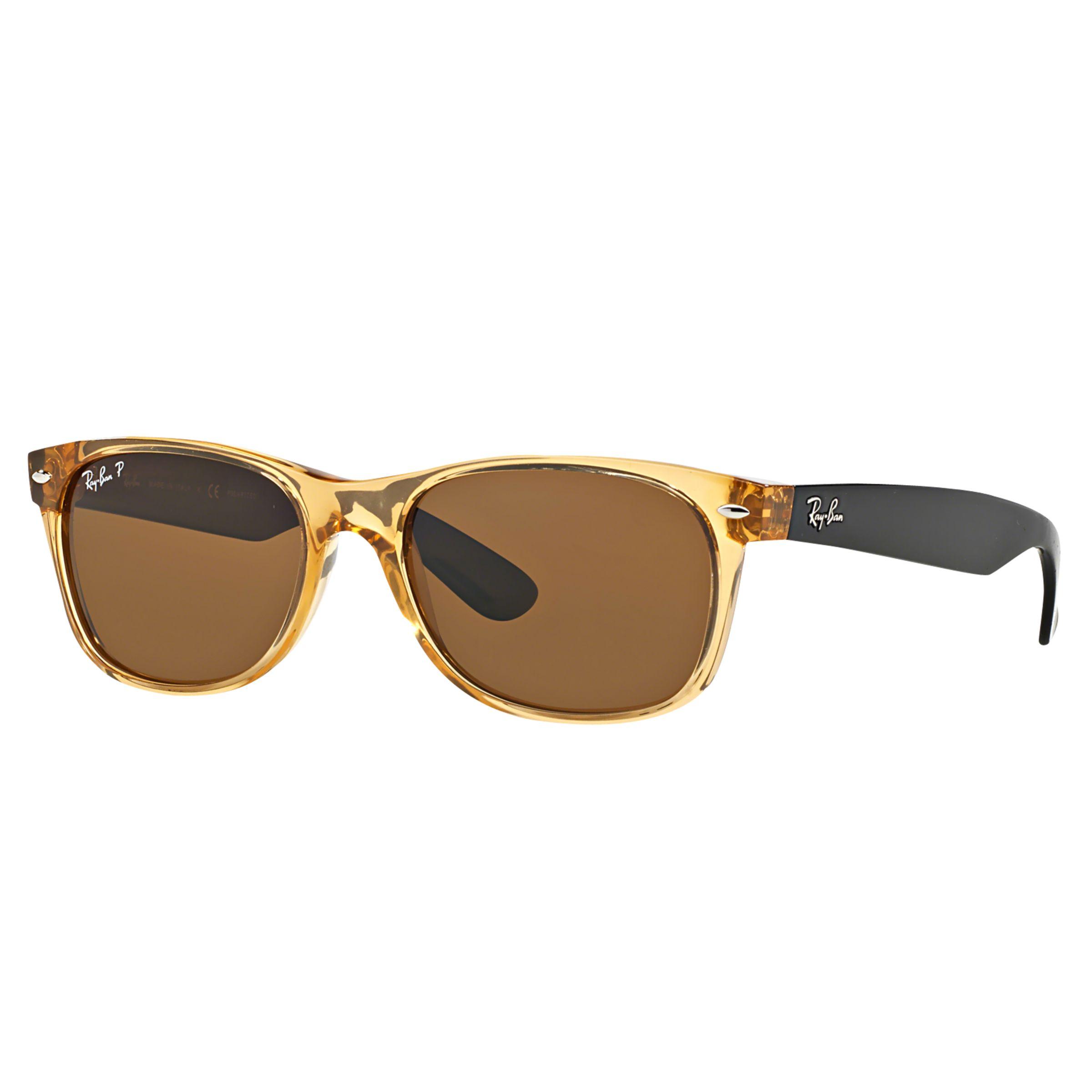 c40b6cc60a Ray-Ban RB2132 New Wayfarer Polarised Sunglasses