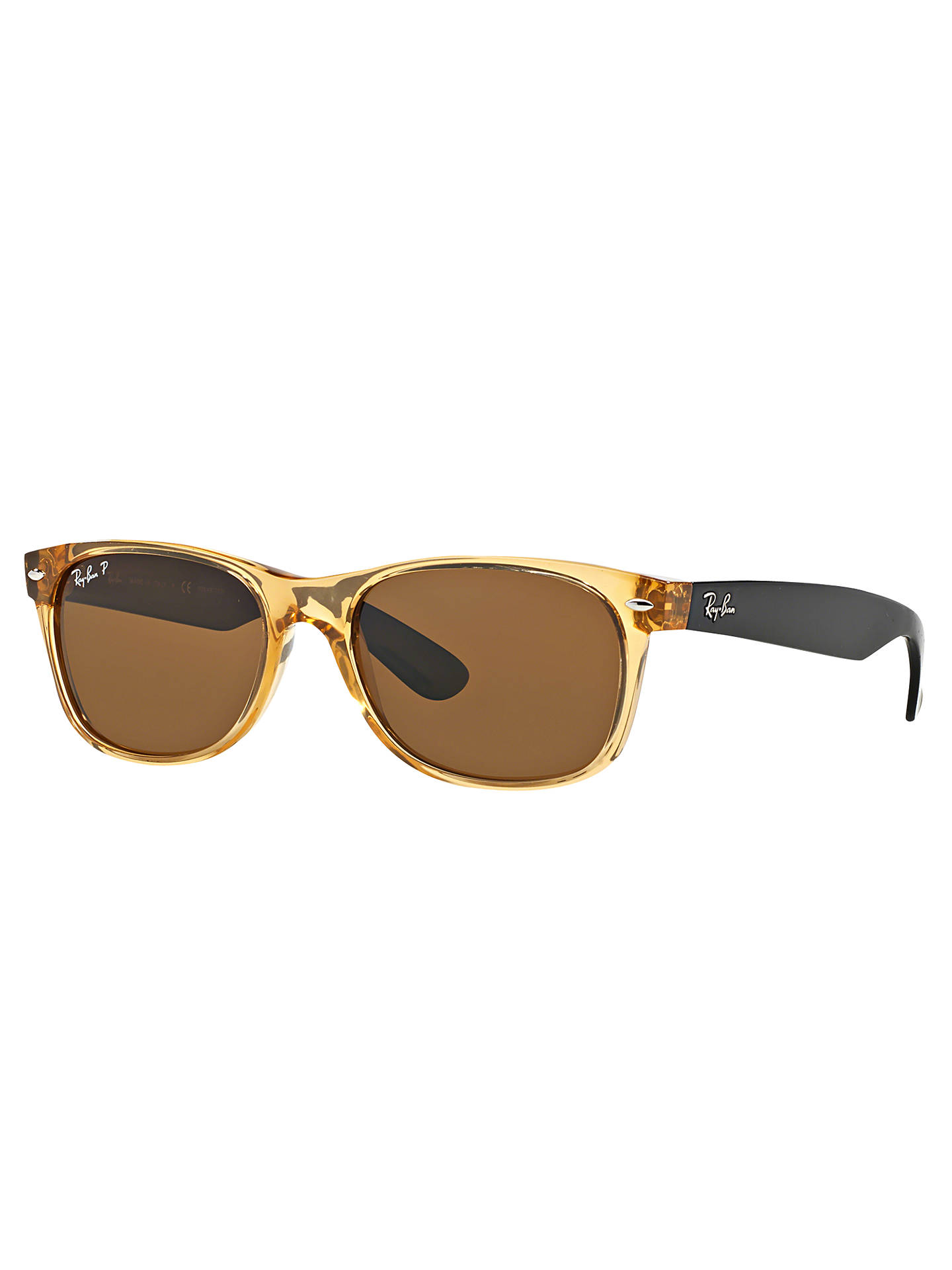 27600273de9 BuyRay-Ban RB2132 New Wayfarer Polarised Sunglasses