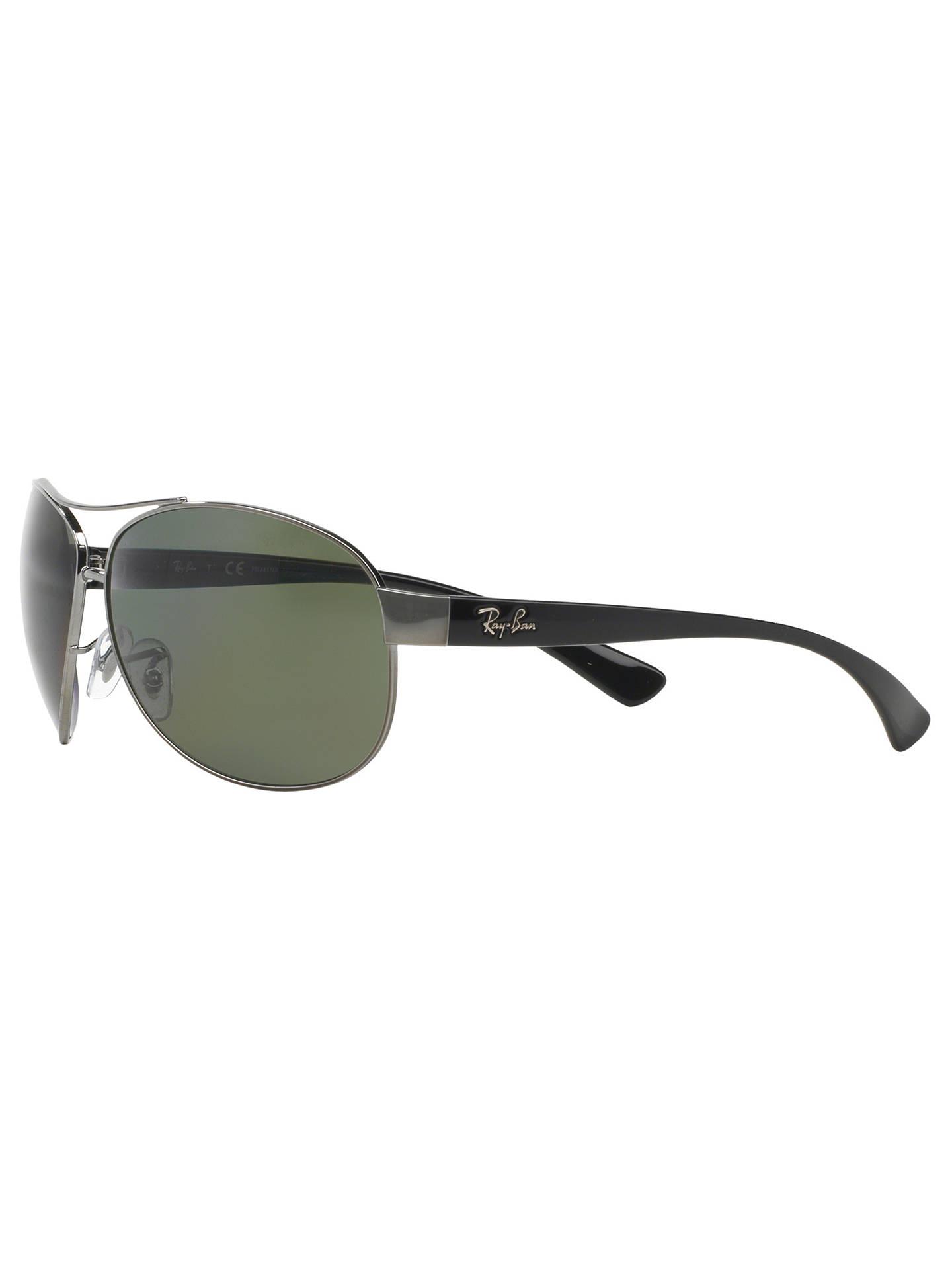 22b87e96c6 ... BuyRay-Ban RB3386 Polarised Oval Aviator Sunglasses