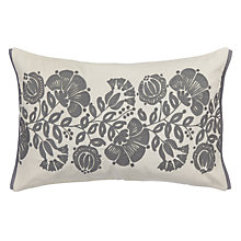 Buy Genevieve Bennett for John Lewis Persian Thistle Cushion Online at johnlewis.com