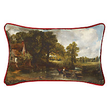 Buy Andrew Martin National Gallery Constable's The Hay Wain Cushion Online at johnlewis.com