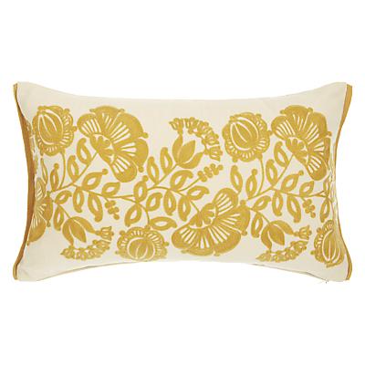 Genevieve Bennett for John Lewis Persian Thistle Cushion