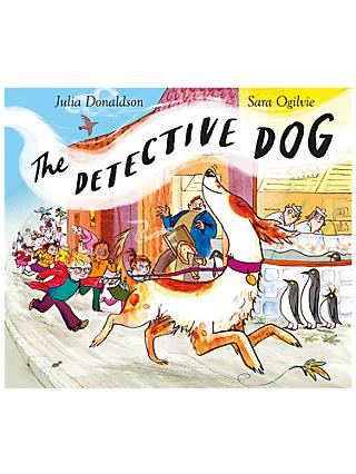 The Detective Dog Children's Book