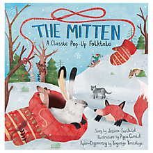 Buy The Mitten - A Classic Pop-Up Folktale Chidren's Book Online at johnlewis.com