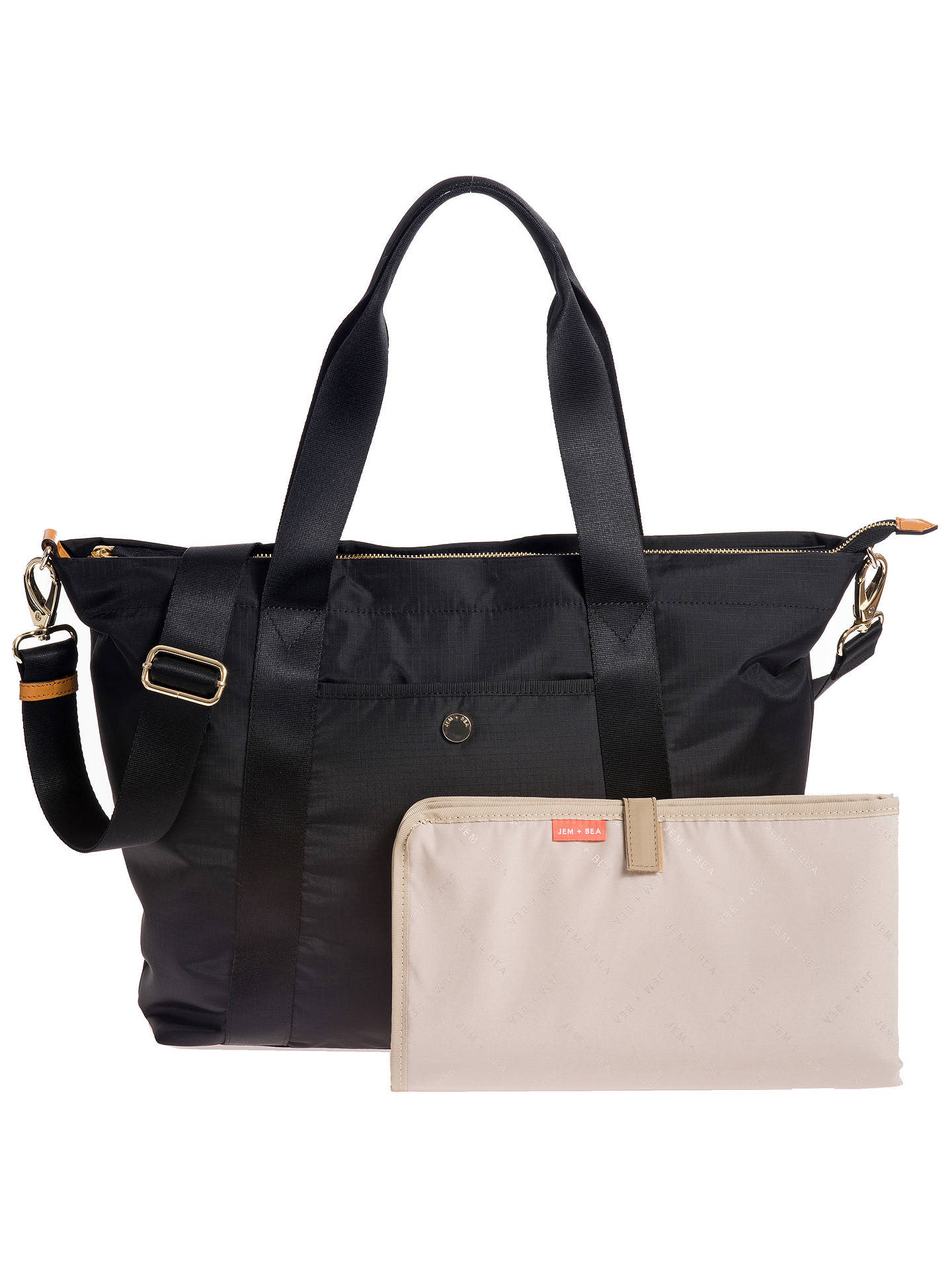 JEM + BEA Lola Tote Changing Bag