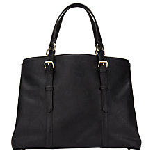 Buy John Lewis Becky Shoulder Bag, Black Online at johnlewis.com