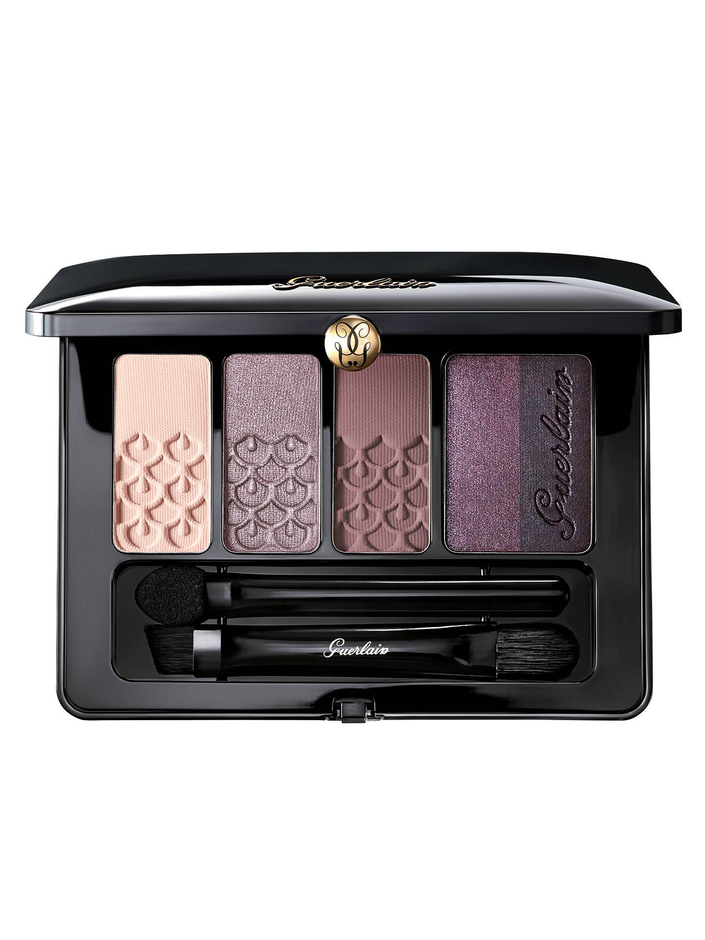 Guerlain La Palette 5 Couleurs Eyeshadow At John Lewis Partners Colors Color Matte Buyguerlain 1 Rose Barbare Online