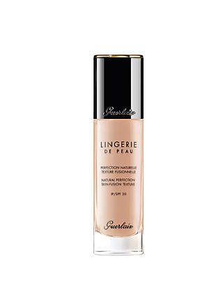 Guerlain Lingerie de Peau Natural Perfection Skin-Fusion Texture Foundation