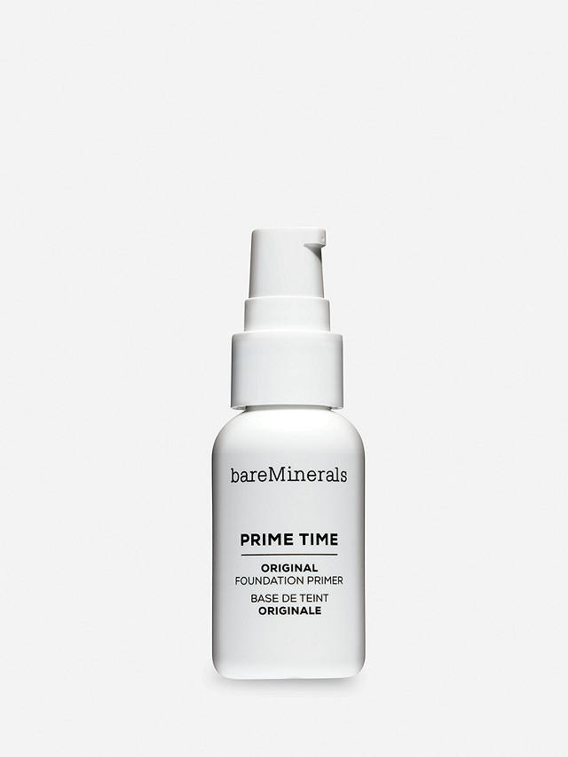 Buy bareMinerals Prime Time™ Original Foundation Primer Online at johnlewis.com