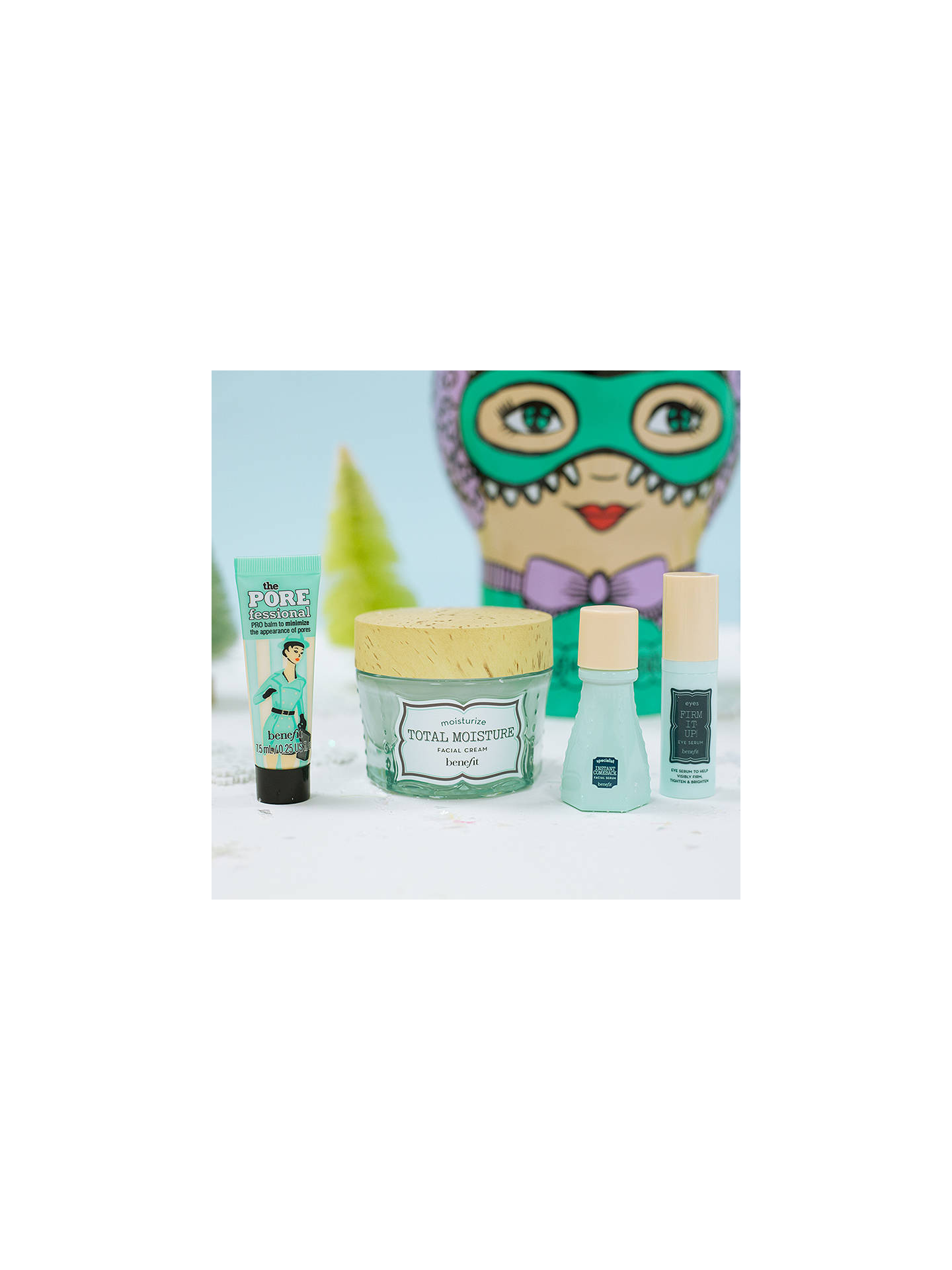 BuyBenefit B.Right! On Girl! Skincare Gift Set Online at johnlewis.com