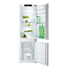 Buy Gorenje NRKI4181CW Integrated Fridge Freezer, A+ Energy Rating, 54cm Wide Online at johnlewis.com