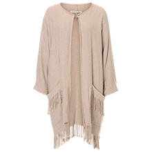 Buy Betty Barclay Blanket Coat, Nature Melange Online at johnlewis.com