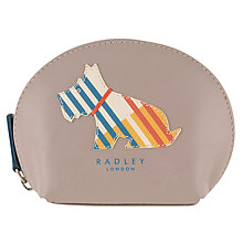 Buy Radley Milner Small Leather Coin Purse Online at johnlewis.com