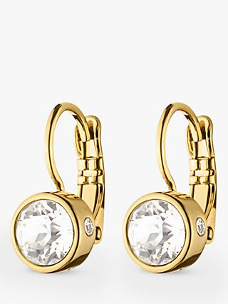 DYRBERG/KERN Swarovski Crystals Hook Earrings