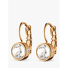 Buy Dyrberg/Kern Swarovski Crystals Hook Earrings Online at johnlewis.com