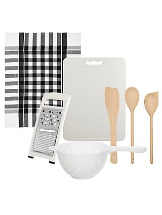John Lewis Food Preparation Essentials