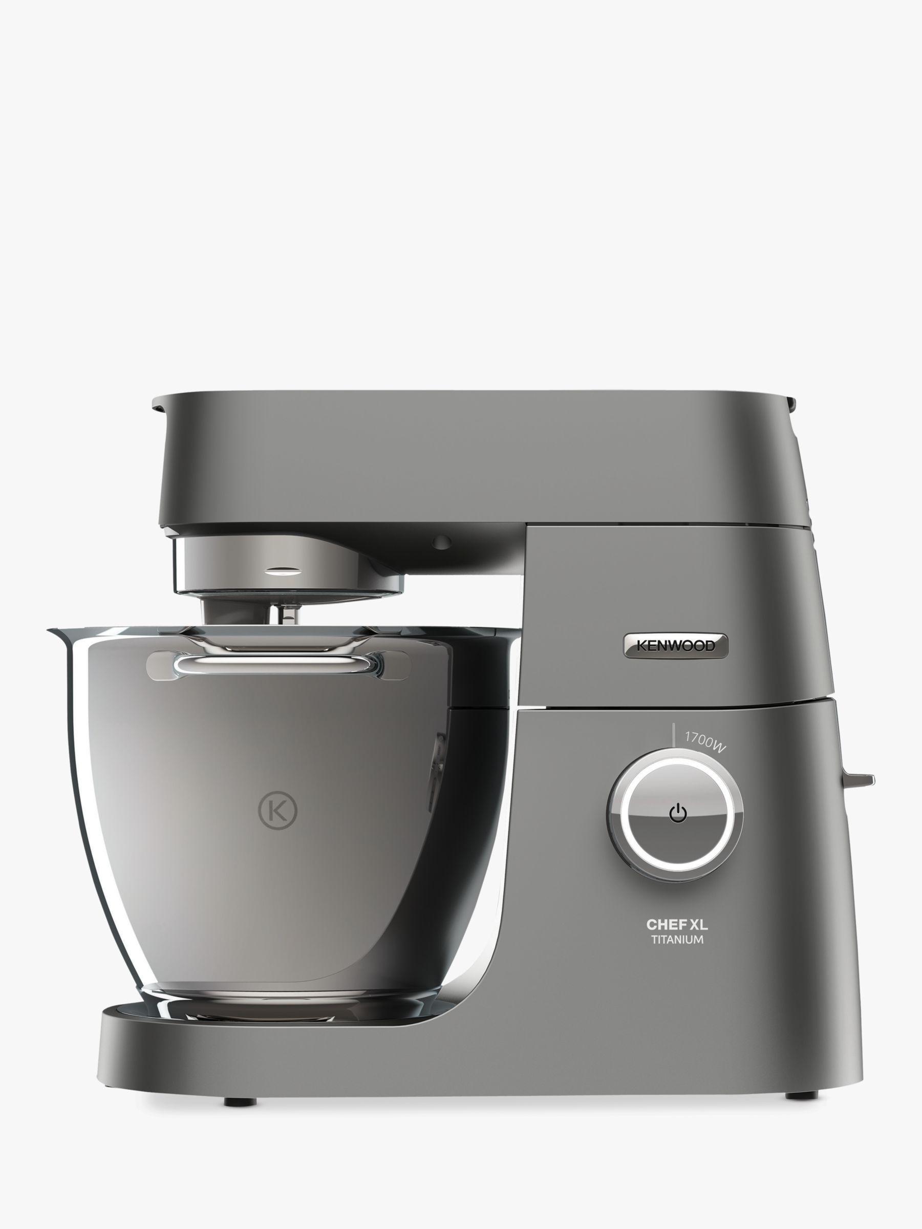 Kenwood Kenwood KVL8300S Chef Titanium XL Stand Mixer, Silver